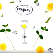 When Pure Chablis meets Art